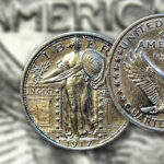The U.S. Standing Liberty Quarter 1916-1930