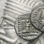 drachma of Vonones I