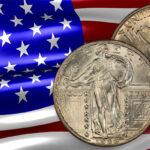 U.S. Standing Liberty Quarter 1916-1930